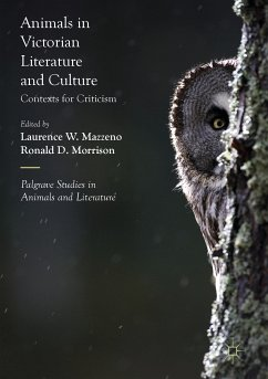 Animals in Victorian Literature and Culture (eBook, PDF)