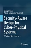 Security-Aware Design for Cyber-Physical Systems (eBook, PDF)