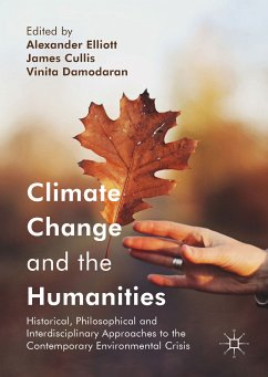 Climate Change and the Humanities (eBook, PDF)