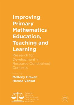 Improving Primary Mathematics Education, Teaching and Learning (eBook, PDF)
