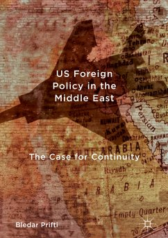 US Foreign Policy in the Middle East (eBook, PDF) - Prifti, Bledar