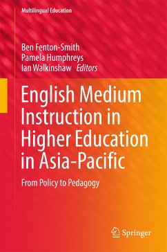 English Medium Instruction in Higher Education in Asia-Pacific (eBook, PDF)