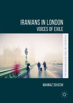 Iranians in London (eBook, PDF) - Sekechi, Mahnaz