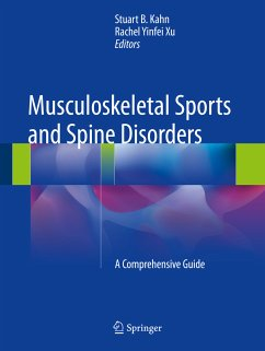 Musculoskeletal Sports and Spine Disorders (eBook, PDF)