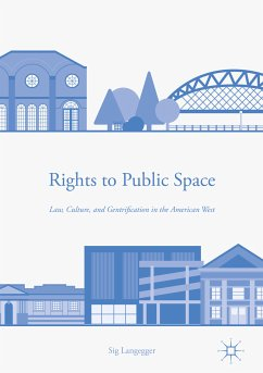 Rights to Public Space (eBook, PDF) - Langegger, Sig