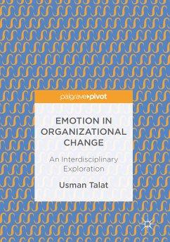 Emotion in Organizational Change (eBook, PDF) - Talat, Usman