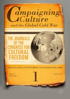Campaigning Culture and the Global Cold War (eBook, PDF)