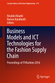 Business Models and ICT Technologies for the Fashion Supply Chain (eBook, PDF)