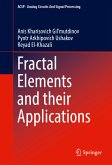 Fractal Elements and their Applications (eBook, PDF)