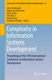 Complexity in Information Systems Development (eBook, PDF)