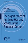 The Significance of the Lvov-Warsaw School in the European Culture (eBook, PDF)