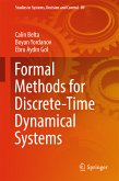 Formal Methods for Discrete-Time Dynamical Systems (eBook, PDF)