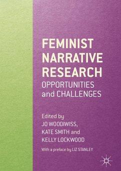 Feminist Narrative Research (eBook, PDF)
