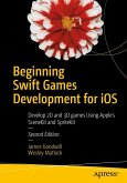 Beginning Swift Games Development for iOS (eBook, PDF)