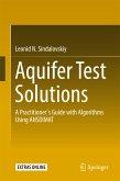 Aquifer Test Solutions (eBook, PDF)