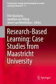 Research-Based Learning: Case Studies from Maastricht University (eBook, PDF)
