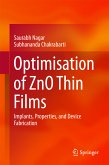 Optimisation of ZnO Thin Films (eBook, PDF)