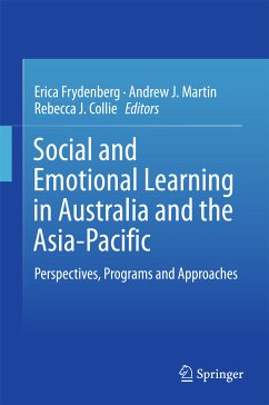 Social and Emotional Learning in Australia and the Asia-Pacific (eBook, PDF)