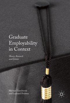Graduate Employability in Context (eBook, PDF)