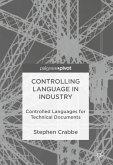 Controlling Language in Industry (eBook, PDF)