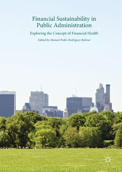 Financial Sustainability in Public Administration (eBook, PDF)