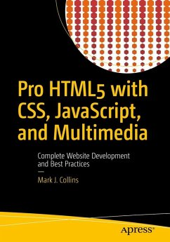 Pro HTML5 with CSS, JavaScript, and Multimedia (eBook, PDF) - Collins, Mark J.