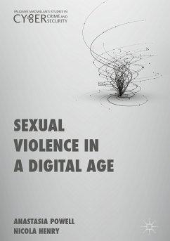 Sexual Violence in a Digital Age (eBook, PDF)