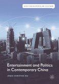 Entertainment and Politics in Contemporary China (eBook, PDF)