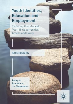 Youth Identities, Education and Employment (eBook, PDF)