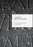 The Future of University Education (eBook, PDF)