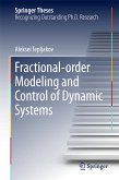 Fractional-order Modeling and Control of Dynamic Systems (eBook, PDF)