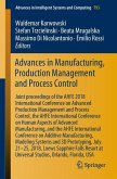 Advances in Manufacturing, Production Management and Process Control (eBook, PDF)