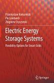 Electric Energy Storage Systems (eBook, PDF)