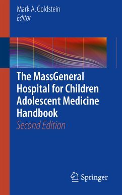 The MassGeneral Hospital for Children Adolescent Medicine Handbook (eBook, PDF)
