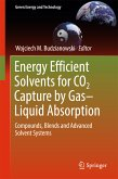 Energy Efficient Solvents for CO2 Capture by Gas-Liquid Absorption (eBook, PDF)
