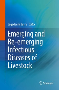 Emerging and Re-emerging Infectious Diseases of Livestock (eBook, PDF)