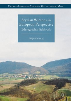 Styrian Witches in European Perspective (eBook, PDF) - Mencej, Mirjam