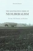 The Legitimation Crisis of Neoliberalism (eBook, PDF)