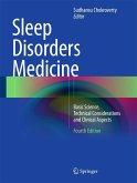 Sleep Disorders Medicine (eBook, PDF)