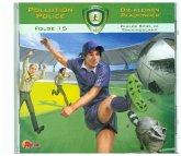 Pollution Police - Die kleinen Pfadfinder - Faules Spiel im Trainingscamp, 1 Audio-CD