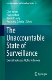 The Unaccountable State of Surveillance (eBook, PDF)