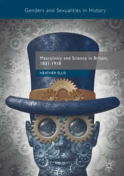 Masculinity and Science in Britain, 1831-1918 (eBook, PDF)