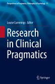 Research in Clinical Pragmatics (eBook, PDF)