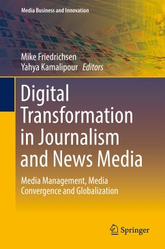 Digital Transformation in Journalism and News Media (eBook, PDF)