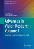 Advances in Vision Research, Volume I (eBook, PDF)