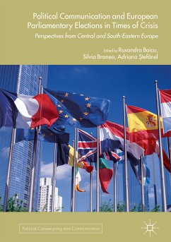Political Communication and European Parliamentary Elections in Times of Crisis (eBook, PDF)