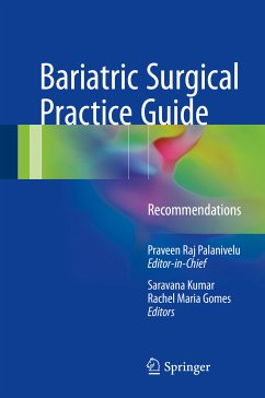 Bariatric Surgical Practice Guide (eBook, PDF)