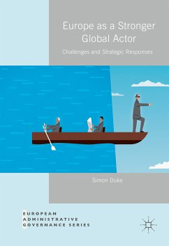 Europe as a Stronger Global Actor (eBook, PDF)