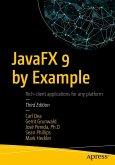 JavaFX 9 by Example (eBook, PDF)