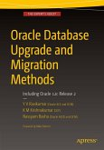Oracle Database Upgrade and Migration Methods (eBook, PDF)